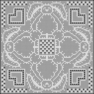 FILET CROCHET HEART PATTERNS ? Free Crochet Patterns